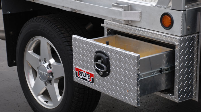 HD141424 Underbody tool box with drawer