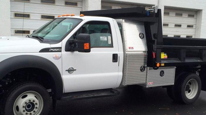 HPB8246 back pack truck tool box