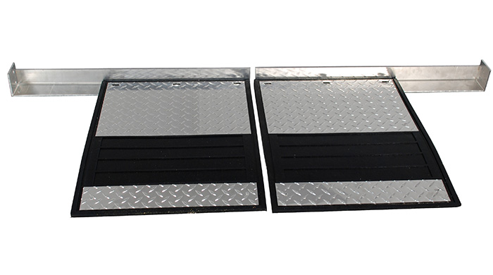 Mud Flaps Flat Bed