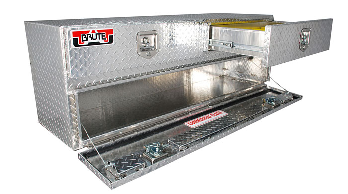 "60""x20"" UnderBody w/ Top Drawer"